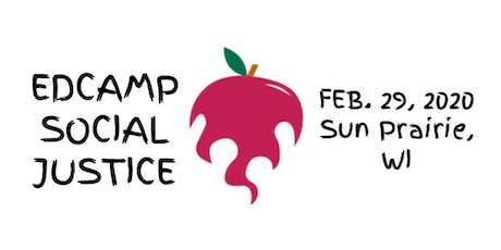 Edcamp Social Justice 2020 tickets