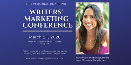 Writers' Marketing Conference tickets