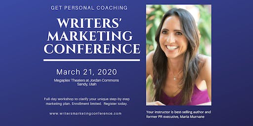 Writers' Marketing Conference 2020