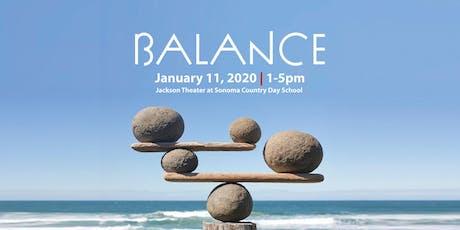TEDxSonomaCounty 2020 | Balance tickets