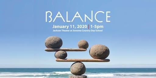 TEDxSonomaCounty 2020 | Balance