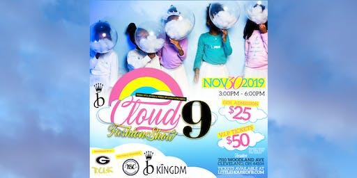 On Cloud 9 Kids Fashion Show