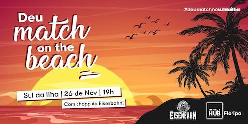 Deu Match On The Beach