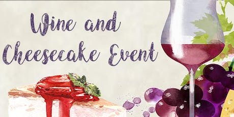 The Grand's Wine & Cheesecake Event tickets