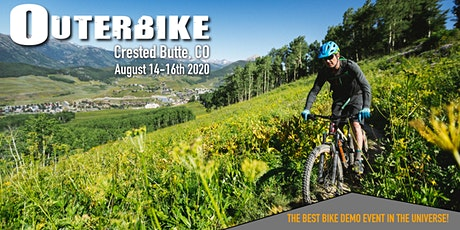 OUTERBIKE - CRESTED BUTTE - 2020 tickets