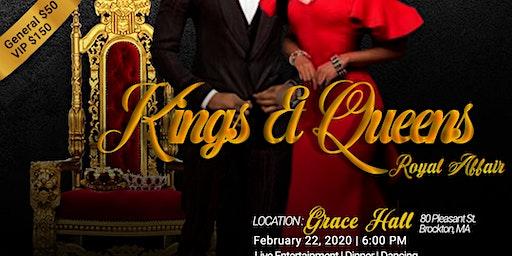 Kings & Queens Royal Affair