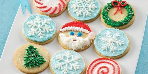 Let's Decorate Cookies