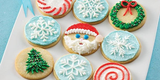 Let's Decorate Cookies