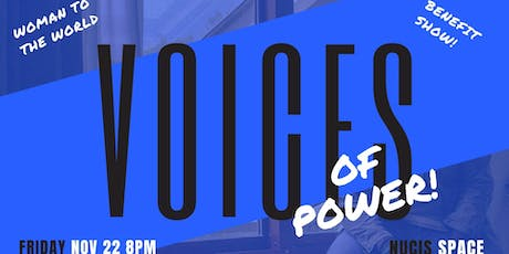 Voices of Power tickets