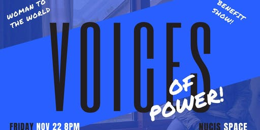 Voices of Power