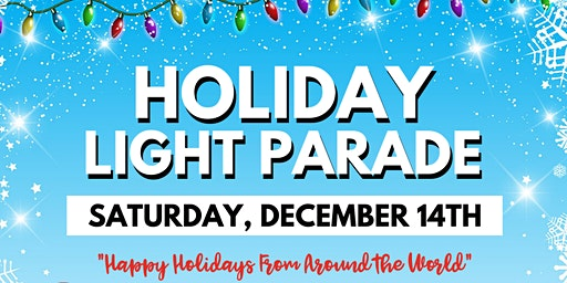 Beaumont Holiday Light Parade