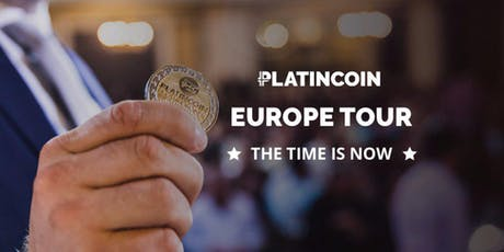 PLATINCOIN Roadshow 2019 (AUT) Tickets