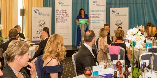 The York Professionals Annual Dinner 2020