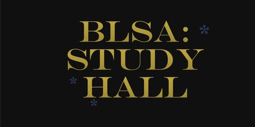 BLSA Study Hall