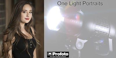One Light Portraits with Profoto