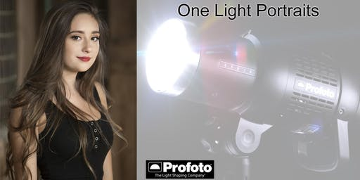 One Light Portraits with Profoto