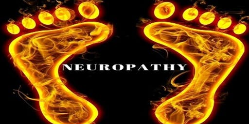 Neuropathy: Holistic Treatment Options(LAST NEUROPATHY SEMINAR OF THE YEAR)!