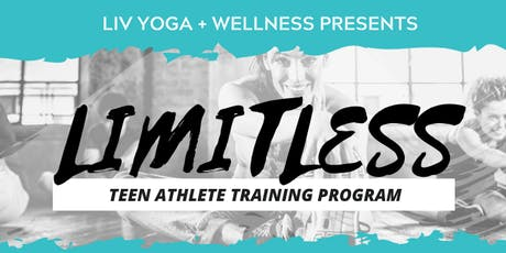 Limitless Teen Athletic Training Program tickets