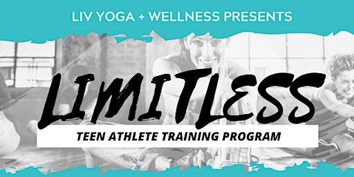 Limitless Teen Athletic Training Program
