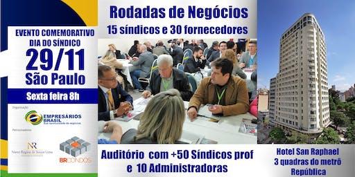 Rodada de negócios - 1000 CONDOMÍNIOS - 29-11-2019
