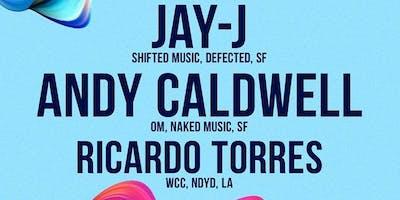 BALANCE Presents DJs Jay-J , Andy Caldwell + Ricard Torres