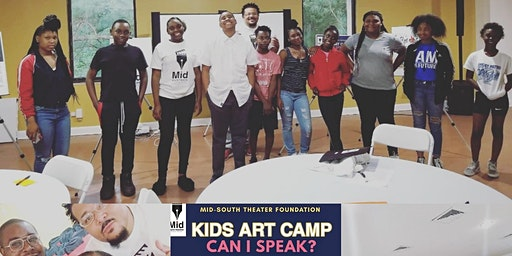 Can I Speak: A Kids Stage Play Presented By Mid South Theater Foundation
