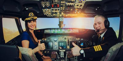 Full flight simulator of the Boeing 737NG - Test the pilot in you!