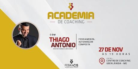 3° Academia de Coaching Febracis Uberlândia 27/11 ingressos