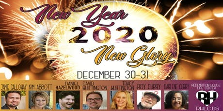 New Year, New Glory 2020 tickets