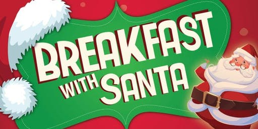 BREAKFAST WITH SANTA!   PRE RESERVE TABLE