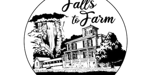 Falls to Farm First Day Hike