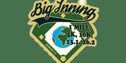 2020 In the Big Inning 1M, 5K, 10K, 13.1, 26.2 -Charleston