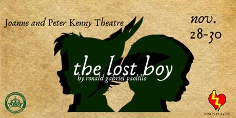 The Lost Boy tickets