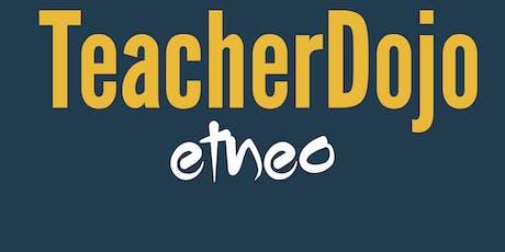 TeacherDojo Etneo 14 dicembre 2019 biglietti