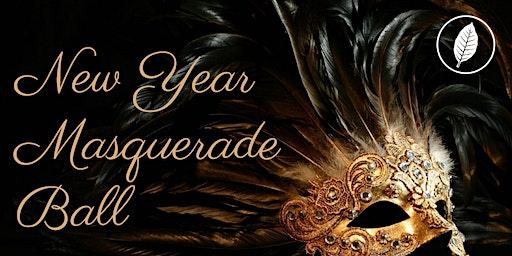 New Year Masquerade Ball