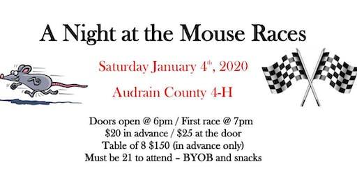 MHS Cheer Mouse Race Fundraiser