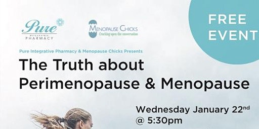 The Truth about Perimenopause & Menopause
