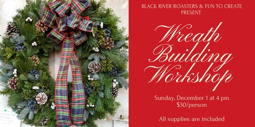 Wreath Building Workshop
