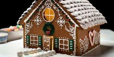 Family Craft Night | Gingerbread House Making
