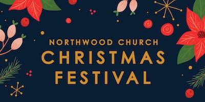 NorthWood Church Christmas Festival 2019 Hayride tickets