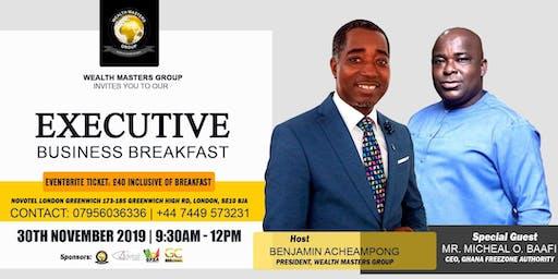 Executive Business Breakfast