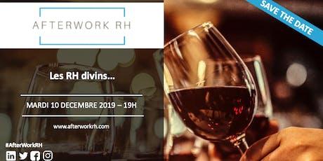 Afterwork RH Bordeaux : Les RH divins... billets