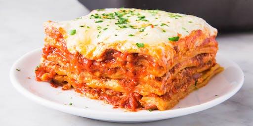 Foodie Favorites | Holiday Lasagna
