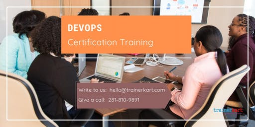 Devops 4 Days Classroom Training in Rocky Mount, NC