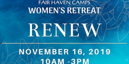 Renew Ladies Retreat