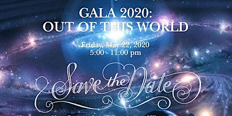 Gala 2020: Out Of This World tickets