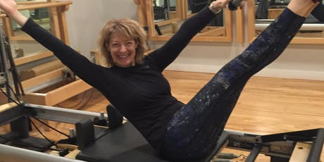 Pilates Strength Training on Reformer/Cadillac/Chair (one-time special price $75) tickets