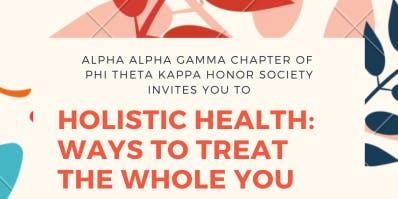 Holistic Health: Ways to Treat The Whole You