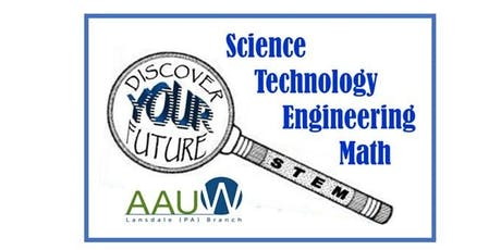 Discover Your Future - A STEM Event for Girls! tickets