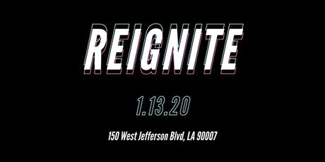REIGNITE // Revival LA Praise & Prayer Night tickets